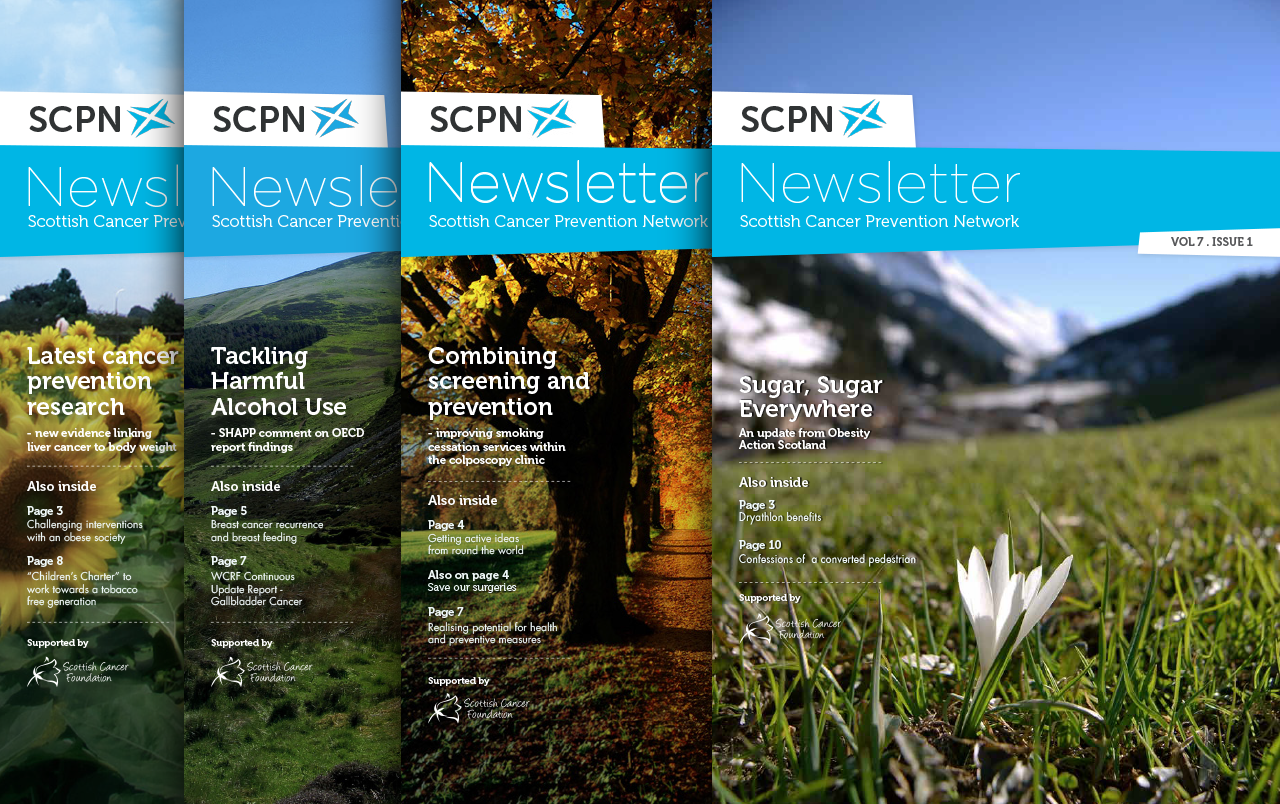 The SCPN Newsletter