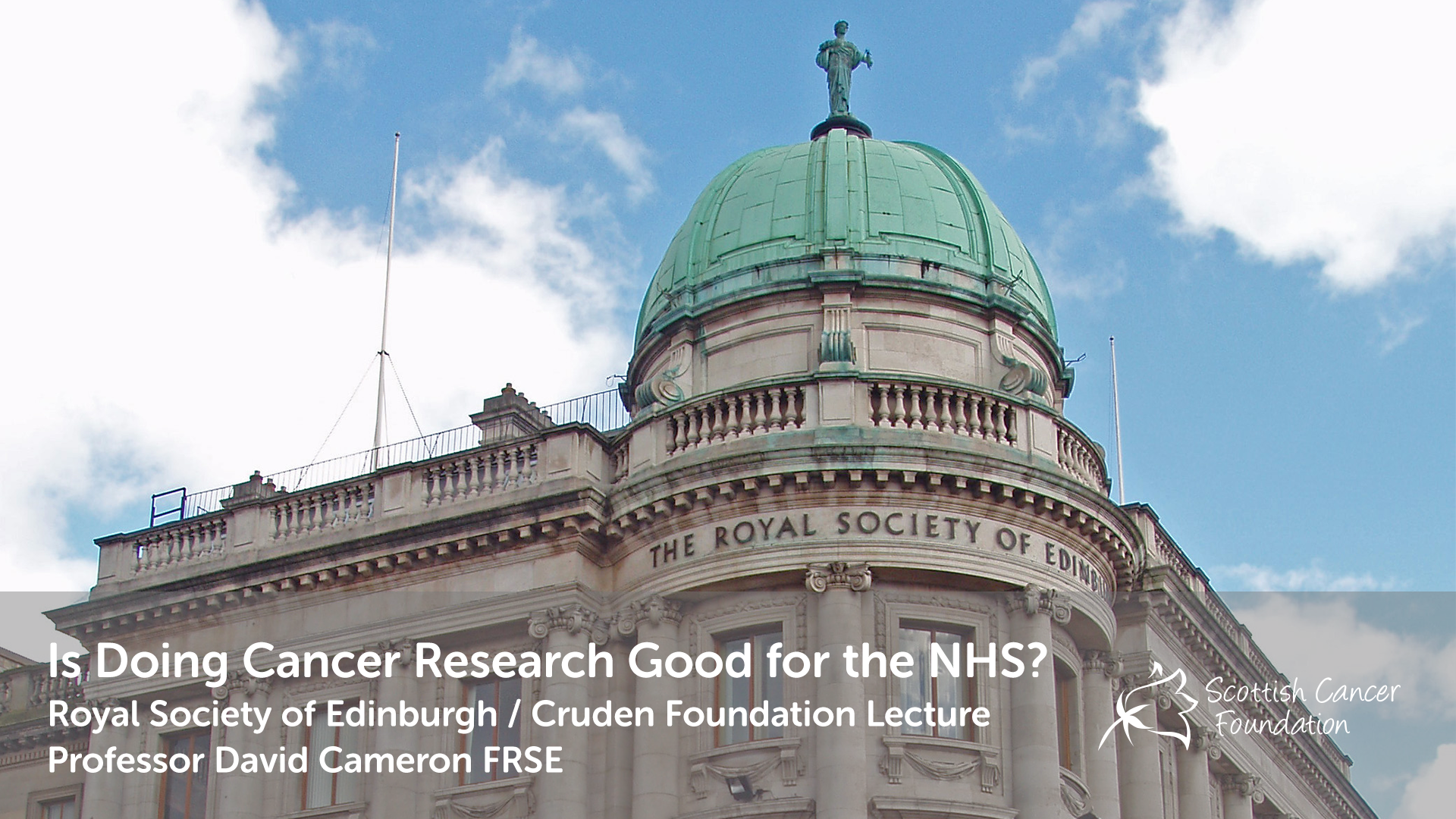 Cancer Research NHS